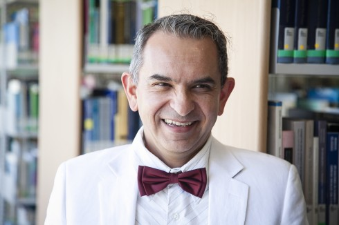 DR. AIMER GRANADOS GARCÍA