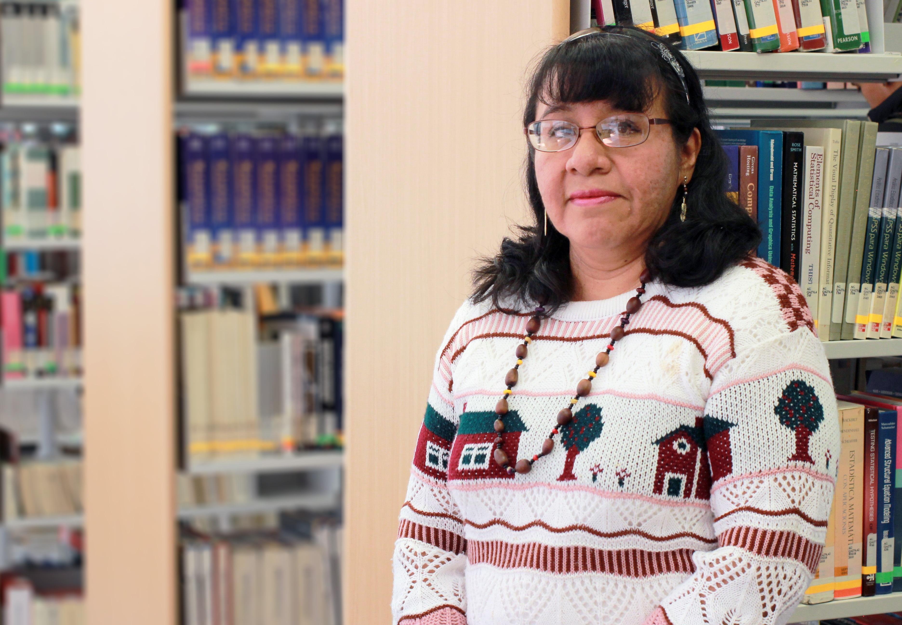 DRA. MARÍA DE LOURDES AMAYA VENTURA